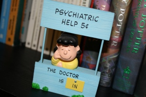 Lucy Psychiatrist is in