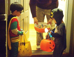 The Trick about Treats: Tips for Parents