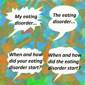 Choosing Words Carefully in Eating Disorder Treatment