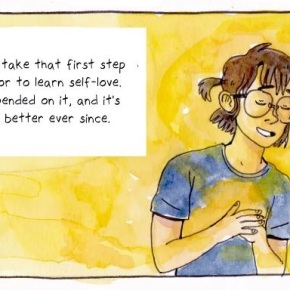 More Than Just Words: An Illustrated Story of Bullying and Eating Disorders